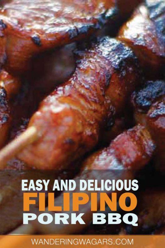 Filipino Pork BBQ Recipe