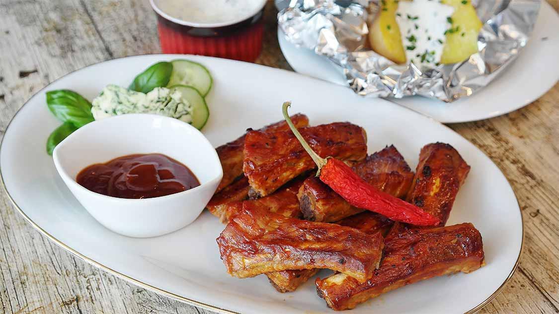 Kansas style barbecue sauce
